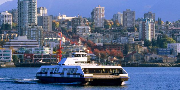 SeaBus Voyeur Took Pictures Up Women's Skirts, Police