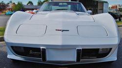 Stolen Corvette