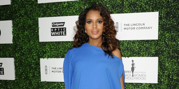 BEVERLY HILLS, CA - FEBRUARY 27:  Actress Kerry Washington attends the 7th annual ESSENCE Black Women In Hollywood luncheon at Beverly Hills Hotel on February 27, 2014 in Beverly Hills, California.  (Photo by Jason LaVeris/FilmMagic)
