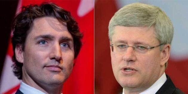 Trudeau Challenges Harper To Testify Under
