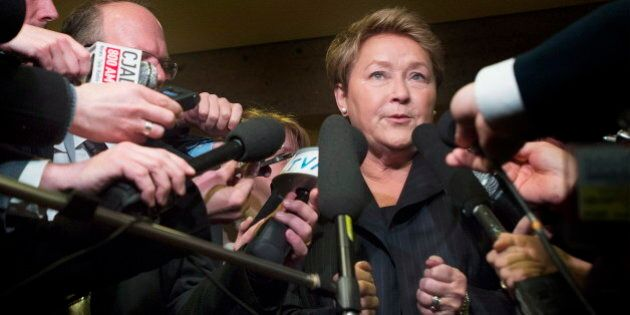 Quebec Election 2014: Marois Pledges Income-Tax Cuts After Balanced