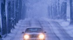 LOOK: Winter Driving Tips You Need To