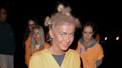 Julianne Hough's Interesting Halloween