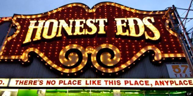 Honest Ed's Sold To Westbank Properties, High-End Vancouver