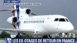 Les ex-otages enlevés au Bénin de retour en