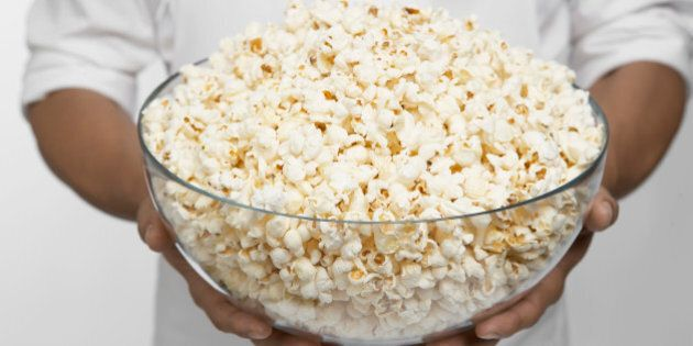 Healthy Snacks: Easy Popcorn Recipes To Eat All