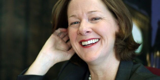 Alison Redford's Palm Springs Flight Renews Accusations Of Extravagent