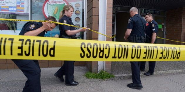 Vancouver Police Shoot Man On