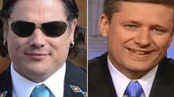 LOOK: Brazeau Tweets Harper Video In Light Of