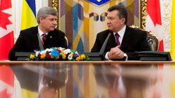 NDP Questions $80,000 Arms Sales To Yanukovych