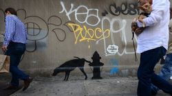What Does Banksy Have Against