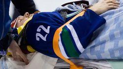 Daniel Sedin, Paul Byron, and the NHL Brendan Shanahan Left