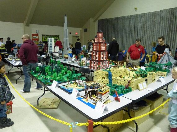 Have you Ever Been to a Lego Event? Here's Your