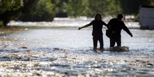 Alberta Flood Relocation Program: Less Than 10 Per Cent Of Albertans In Flood Zone Have Agreed To