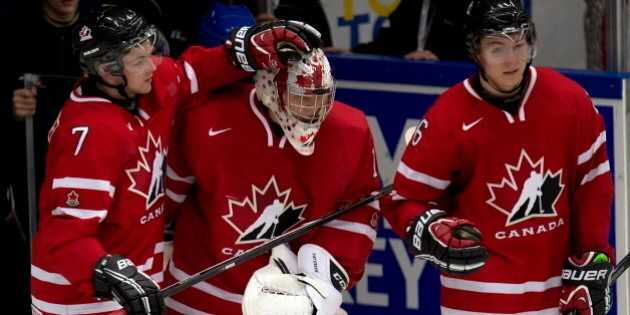 Canada Loses To Czech Republic At World Junior