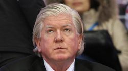 WATCH: Brian Burke Tells Canucks Coach To 'Shut Your