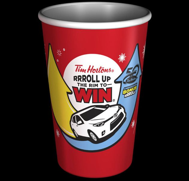Roll Up The Rim 2014 From Tim Hortons To Feature TWO Chances To