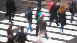 Awareness, Better Winter Coat Are Part Of Pedestrian