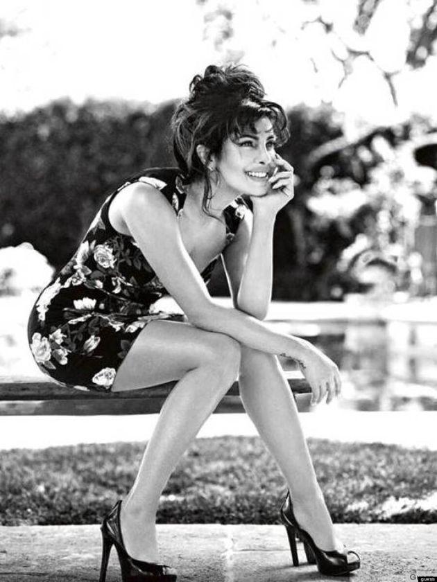 Priyanka Chopra Is The New Guess Girl