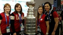 WATCH: Stanley Cup Visits