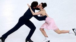 Virtue And Moir Win Silver In Ice