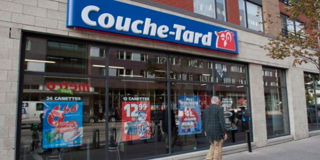 Couche-Tard Workers