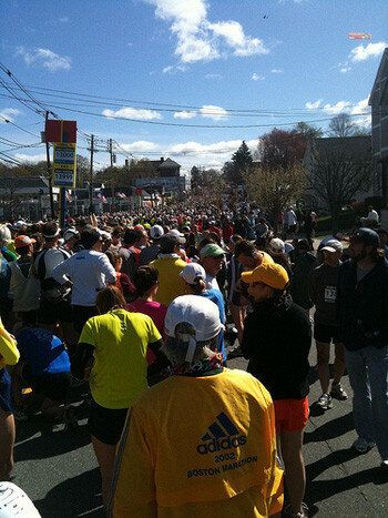 Terrorists Can't Take the Boston Marathon Away From