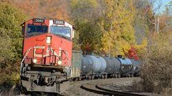 CN Warns Of Rail Network