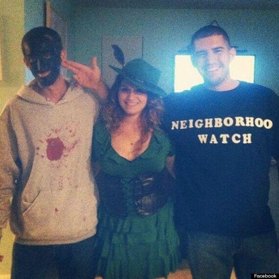 Trayvon Martin, Blackface Halloween Costumes Spur