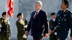 Harper May Resolve Mexico's Biggest Beef With