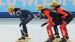 Canada Wins Silver In Women's Short Track