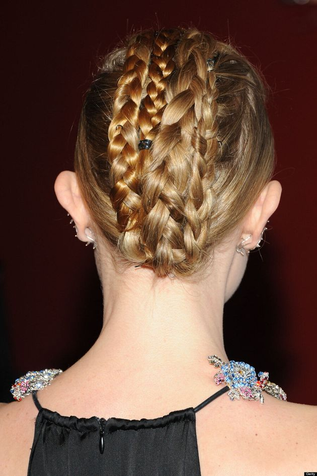 Kate Bosworth Stuns With Braided Hairstyle At 'Big Sur' Film Premiere