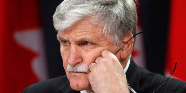 Romeo Dallaire: Tory Complaints Over Veterans Costs 'Pissing Me