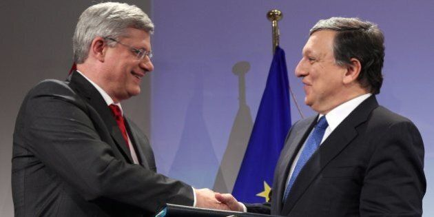 EU Exporters Get Way Better Deal Than Canada On