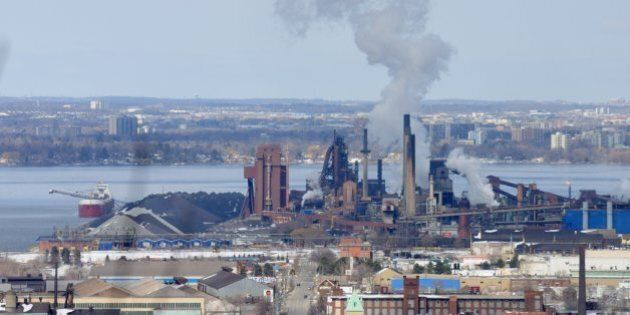 U.S. Steel's Shutting Down Some Hamilton