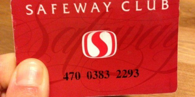 Safeway Club Card Dropped For Automatic