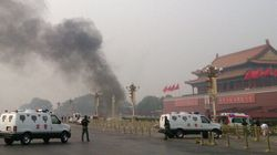 Suicide Car Attack In China's