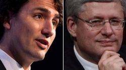 Trudeau: Harper Failing On