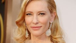Cate Blanchett's Oscar Dress Totally Washes Her