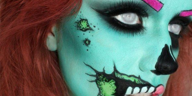 Last-Minute Halloween Makeup Ideas: Cheap, DIY And Creative Ways To Scare Friends