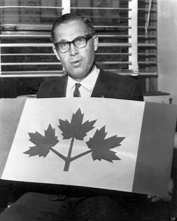 John Matheson, 'Father' Of Canadian Flag, Dead At 96 (VIDEO,