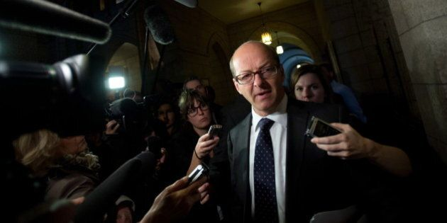 Senate Expense Scandal: Government Takes New Approach To Suspend