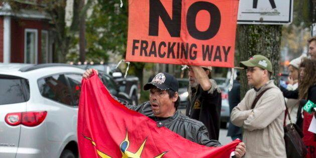 Canada, Aboriginal Tension Erupting Over Resource Development, Study