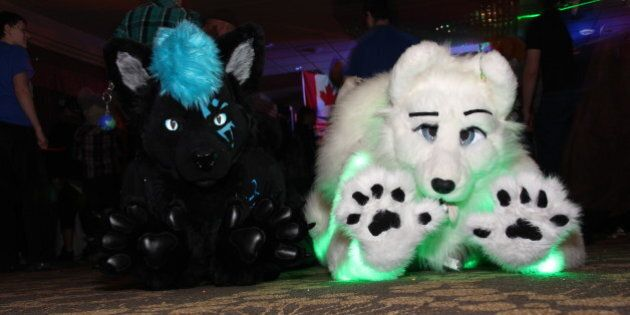 Furry Convention In Vancouver, VancouFUR, Celebrates Third