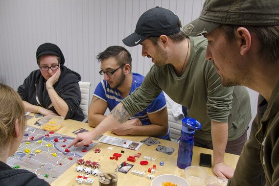 New Board Game Tries To Succeed In World Of Angry Birds, Candy