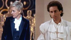 Ellen Found Seinfeld's Puffy