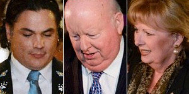 Senate Suspensions: Harper Government Suddenly In No