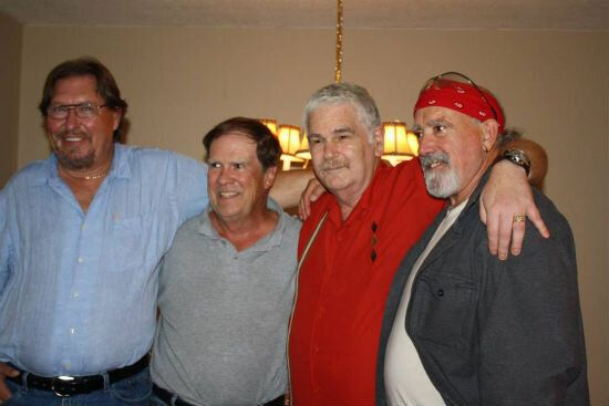 How Four Old Friends Battled Their Way Through Cancer