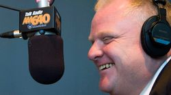 Rob Ford Accused Of Calling Radio Show To Defend