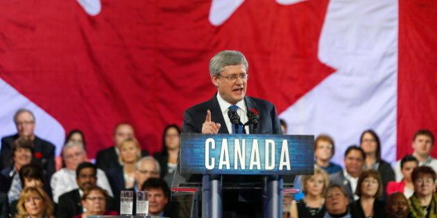 Conservative Convention 2013: Harper Goes On Offensive Amid Senate Expense